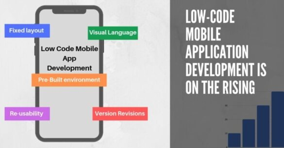 What is low code app development and examples